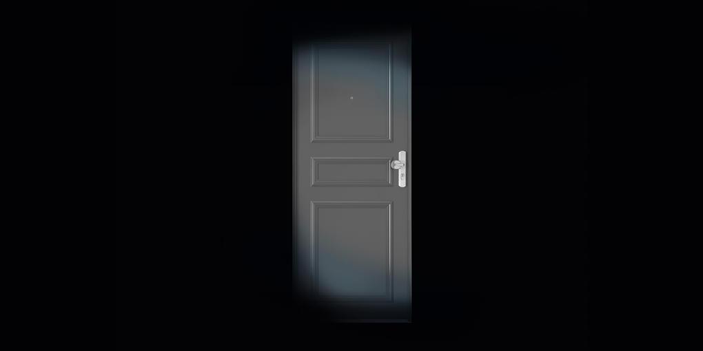 Porte anti-effraction résidentielle